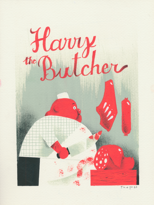 Harry the Butcher