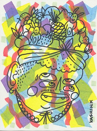 kashink,street,art,acheter,déco,enfant,chambre,cadeau,woody,kids,galerie,