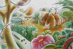 Le Village de Zékéyé