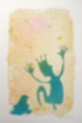 Tullio Corda woody kids galerie dessin original