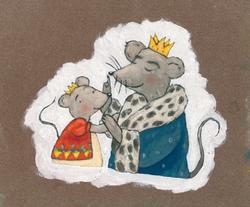 """""""Le rat et le roitelet"""""""