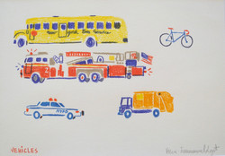 Vehicles from NYC