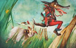 Griffu et la chèvre de Mr Seguin