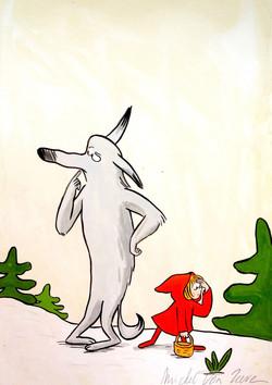 Le Loup et le chaperon 2