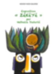 exposition,médiathèque,bibliothèques,woodykids,Nathalie,Dieterlé,dessins,originaux,location,louer,zékéyé