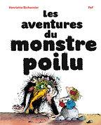 originaux, dessins, pef, monstre, poilu, henriette, bichonnier, woody, kids, galerie, illustrateur, bd, auteur