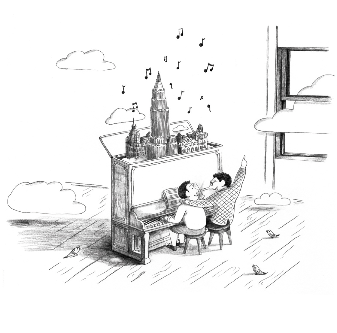 Mister Gershwin ( p18-19 )