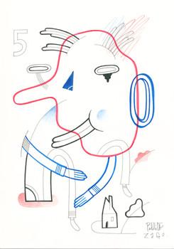 Pablito Zago dessin 2