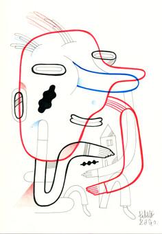 Pablito Zago dessin 4