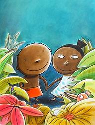 dessin original Nathalie Dieterlé