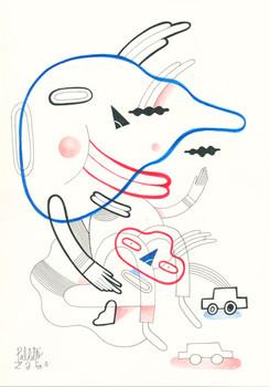 Pablito Zago dessin 3