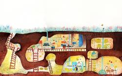 La Maison souris