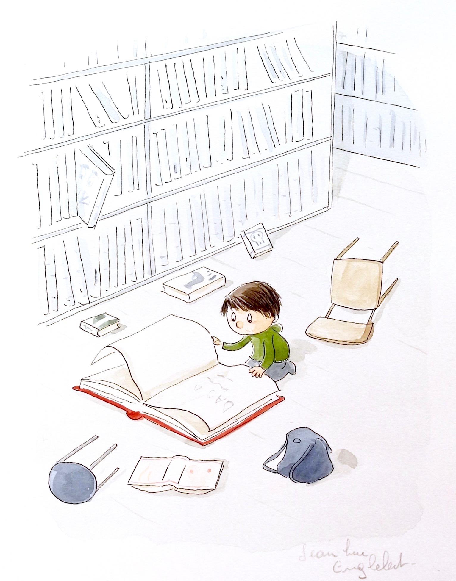 La Bibliothèque 2