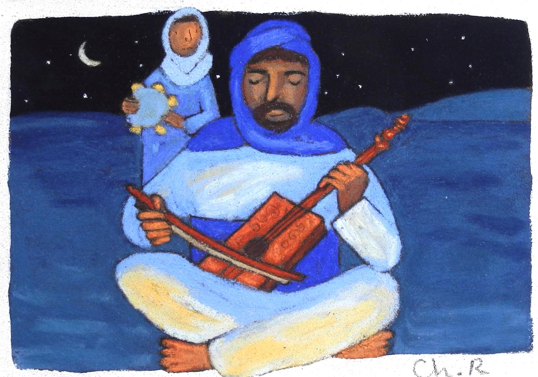 Le Musicien du désert