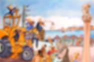 Pef,woodykidsgalerie,illustration,originale,achat,vente,gallimard,jeunesse,scoop