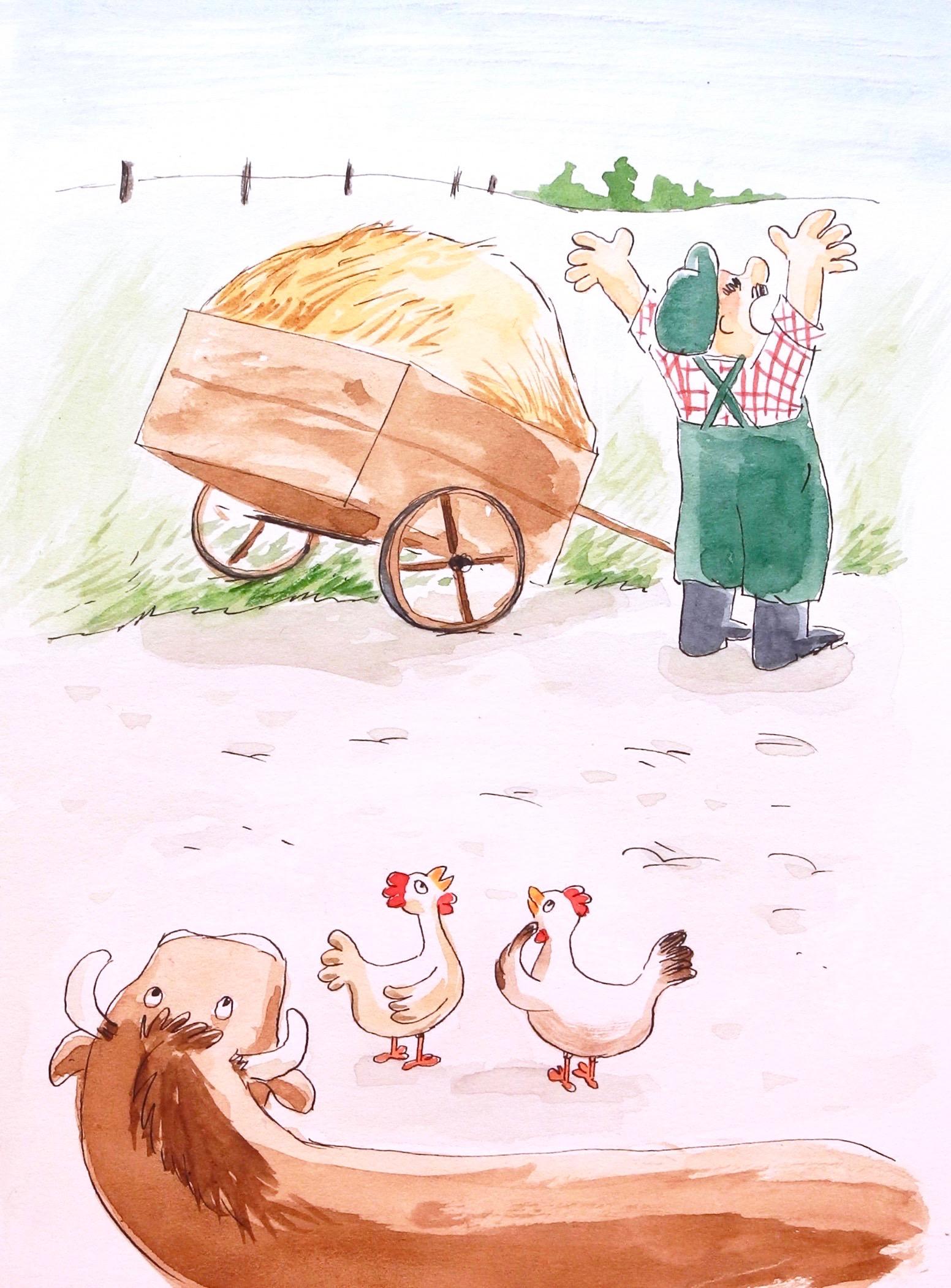 Le Fermier en colère