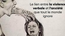 Le lien entre la violence verbale et l'anxiété dont personne ne parle