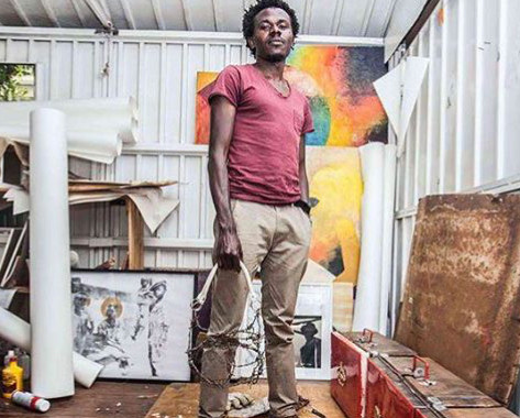 IN CONTEXT: ARTLabAfrica talks to Longinos Nagila