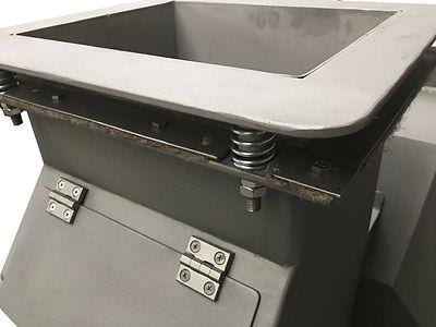 Nawrocki Pelleting Technology - >> Automatyczny docisk uszczelniacza komory granulującej