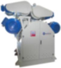 Granulator dla pelletu GRP2 750.264 z powójnym kondycjonerem (Nawrocki Technologie Granulowania)