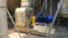 Młyn bijakowy 250kW dla pasz i biomasy