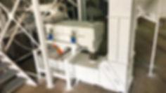 Przesiewacz wibracyjny dla pelletu trocin i zrębek drzewnych