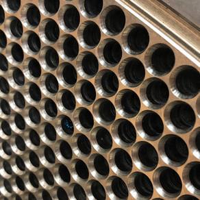 Ring dies for pellet mills from NPT