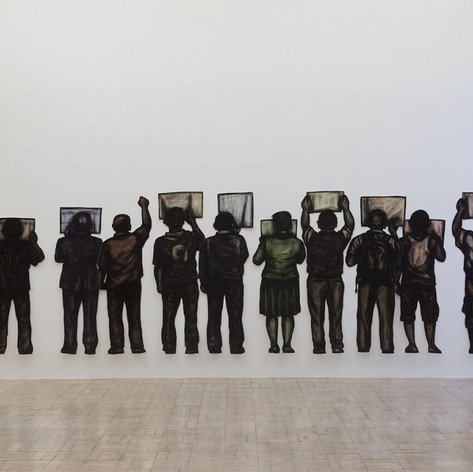 57th Venice Biennale   PAUL ONDITI & PETERSON KAMWATHI