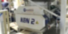 Kruszarka KBN2 dla pasz granulowanych