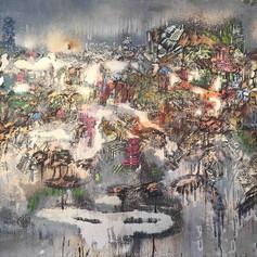 1:54 Contemporary African Art Fair, London | PAUL ONDITI, PETERSON KAMWATHI & BEATRICE WANJIKU