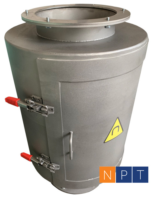 NPT Magnetic Separator SM275