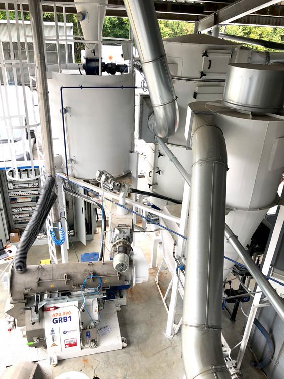 Nawrocki Technologie Peletowania - Fabryka Pelletów