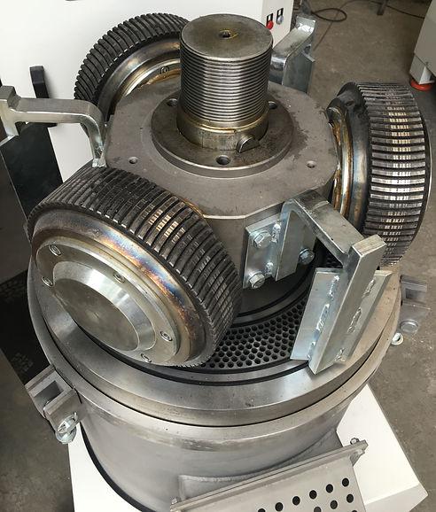 Nawrocki Technologie Granulowania pelecirka miniPellete 45