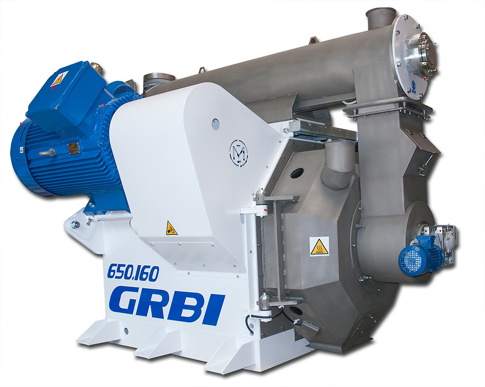 Pellet mill NPT GRB1 650.160 for biomass and waste