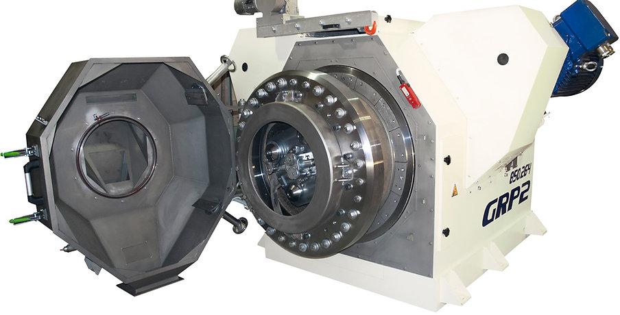NPT Pellet Mill 850 | Automatic Roller Gap Adjustment