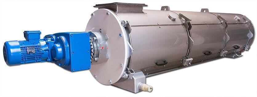 Sterylizator (higienizator) dla pasz sypkich i granulowanych (Nawrocki Pelleting Technology)
