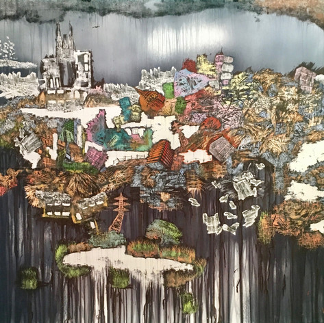Shifting Backgrounds   Paul Onditi