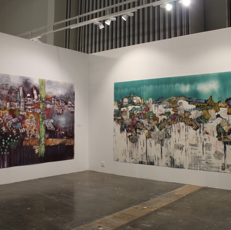 Cape Town Art Fair   Paul Onditi