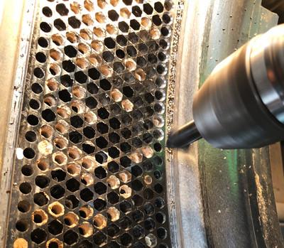 Nawrocki Technologie Granulowanie - Konserwacja Matryc do Granulatorów