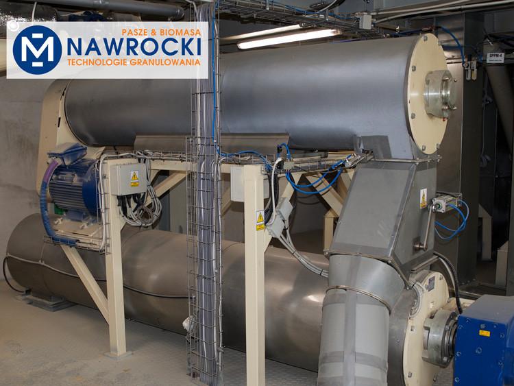 Nawrocki Technologie Granulowania - Higienizer (steryliser) for feeds