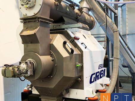 Granulator GRB1 650 do 2 t/h