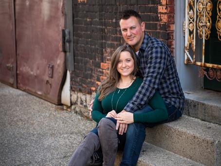 Mindy & Scott's Engagement