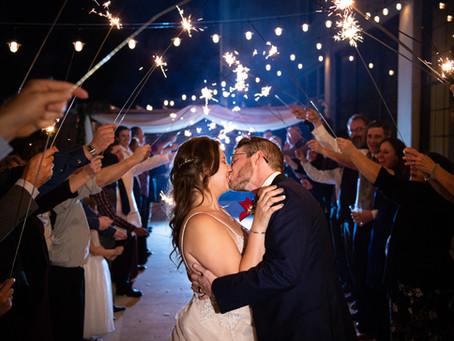 Christina + Joe's Wedding