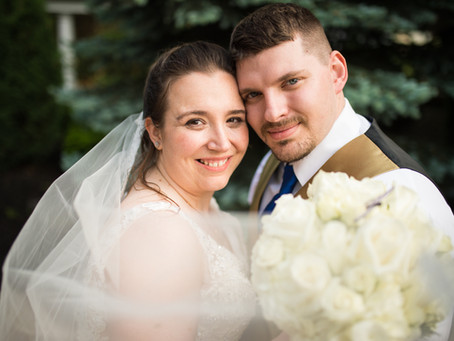 Laura & Sam's Wedding Day