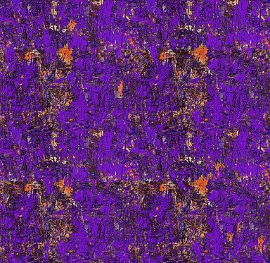 Poured Color: Impressions Purple Orange