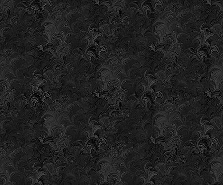Poured Color: Cosette Black