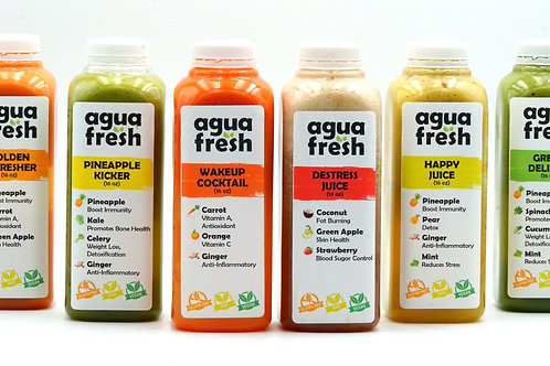 1 Day Juice Cleanse Set