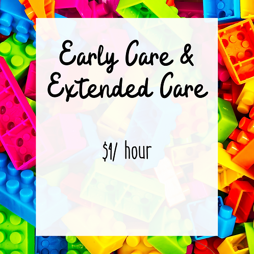 Early and Extended Care