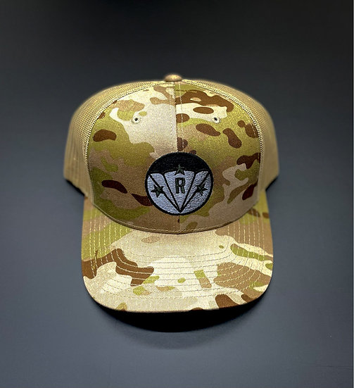 Ripcord Snapback Hat