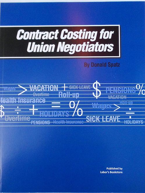 Contract Costing for Union Negotiators